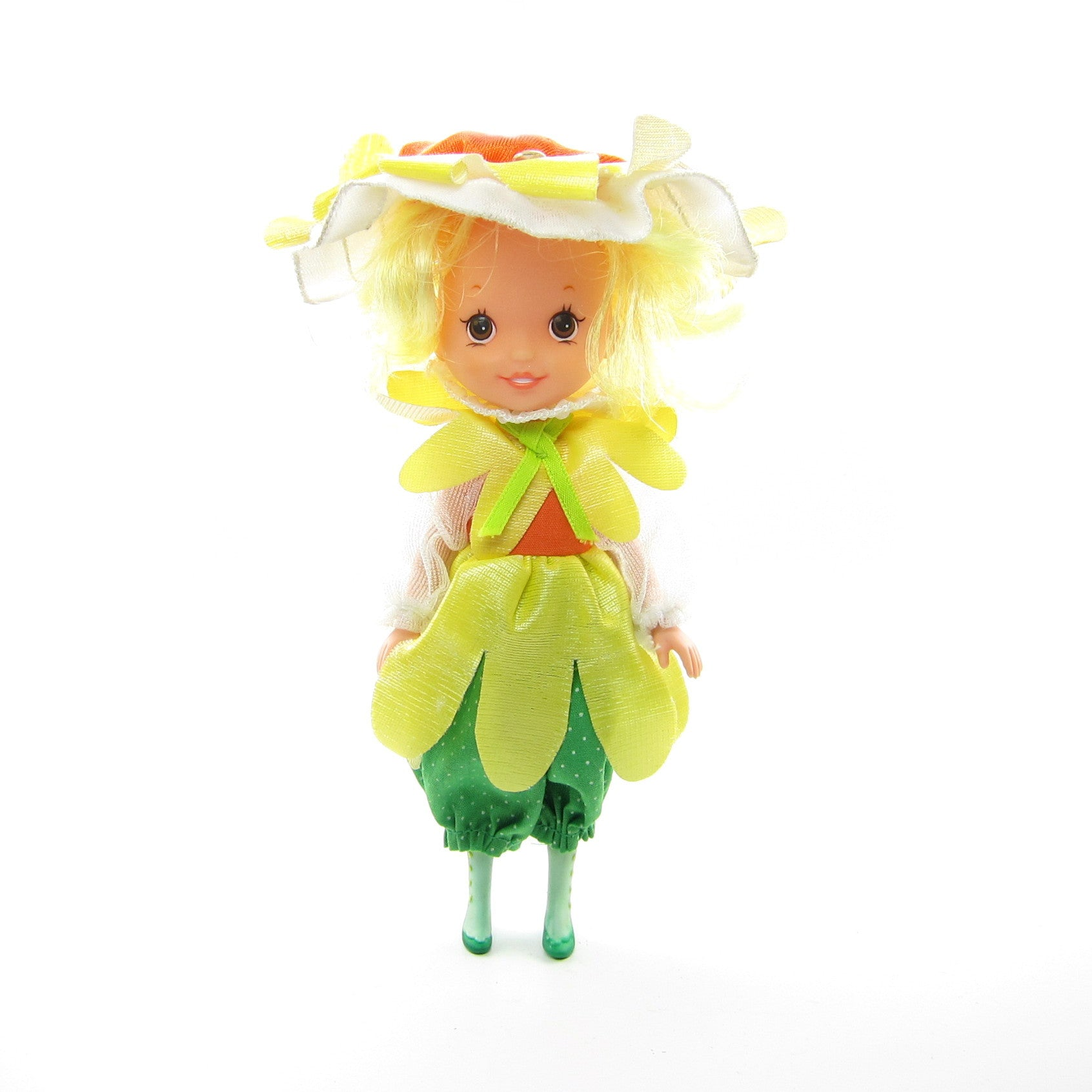 Sunny Sunflower Rose Petal Place doll