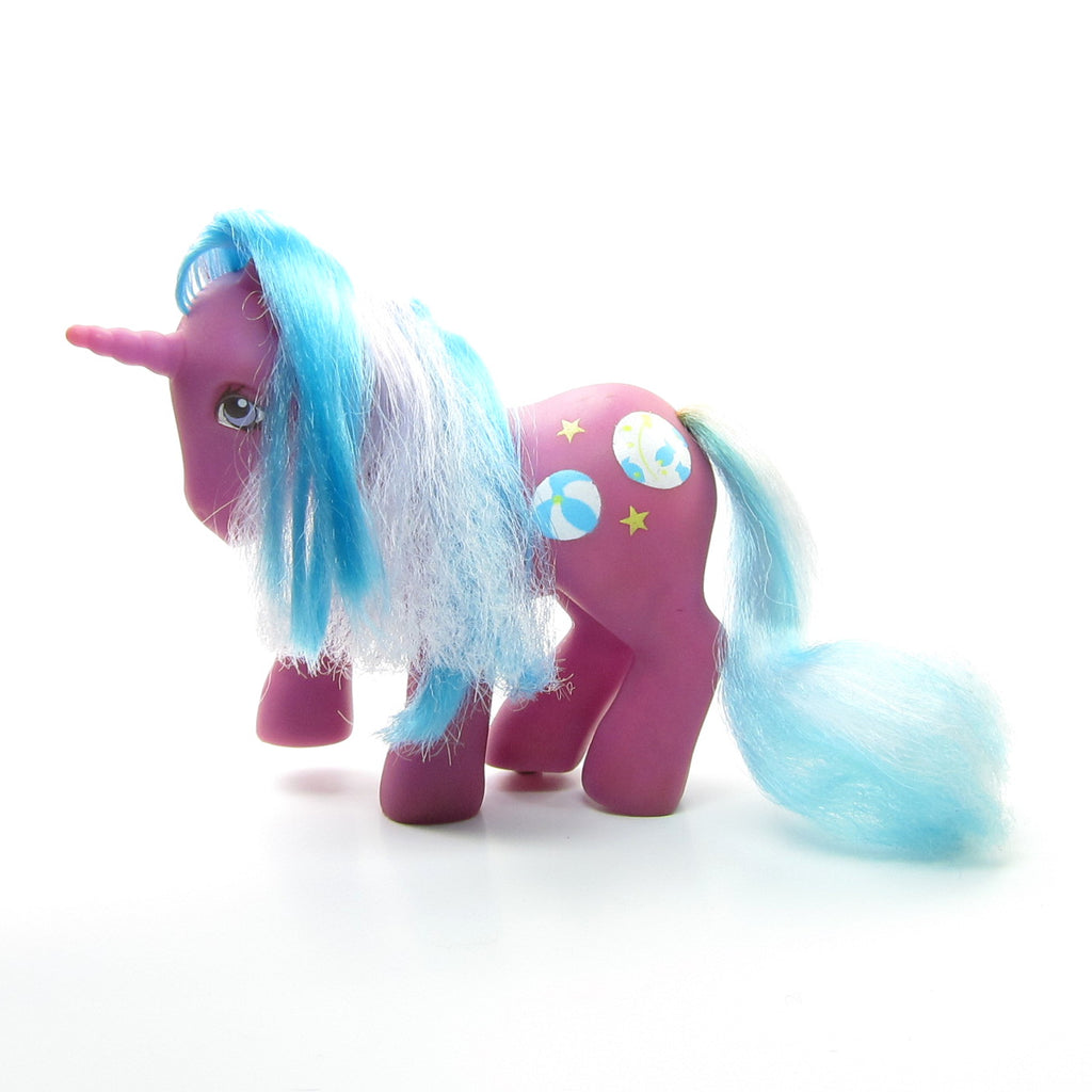 Beach Ball Sunshine Ponies My Little Pony Vintage G1