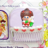 Charmkins MOC Sweet Beth Hair Comb Factory Sealed