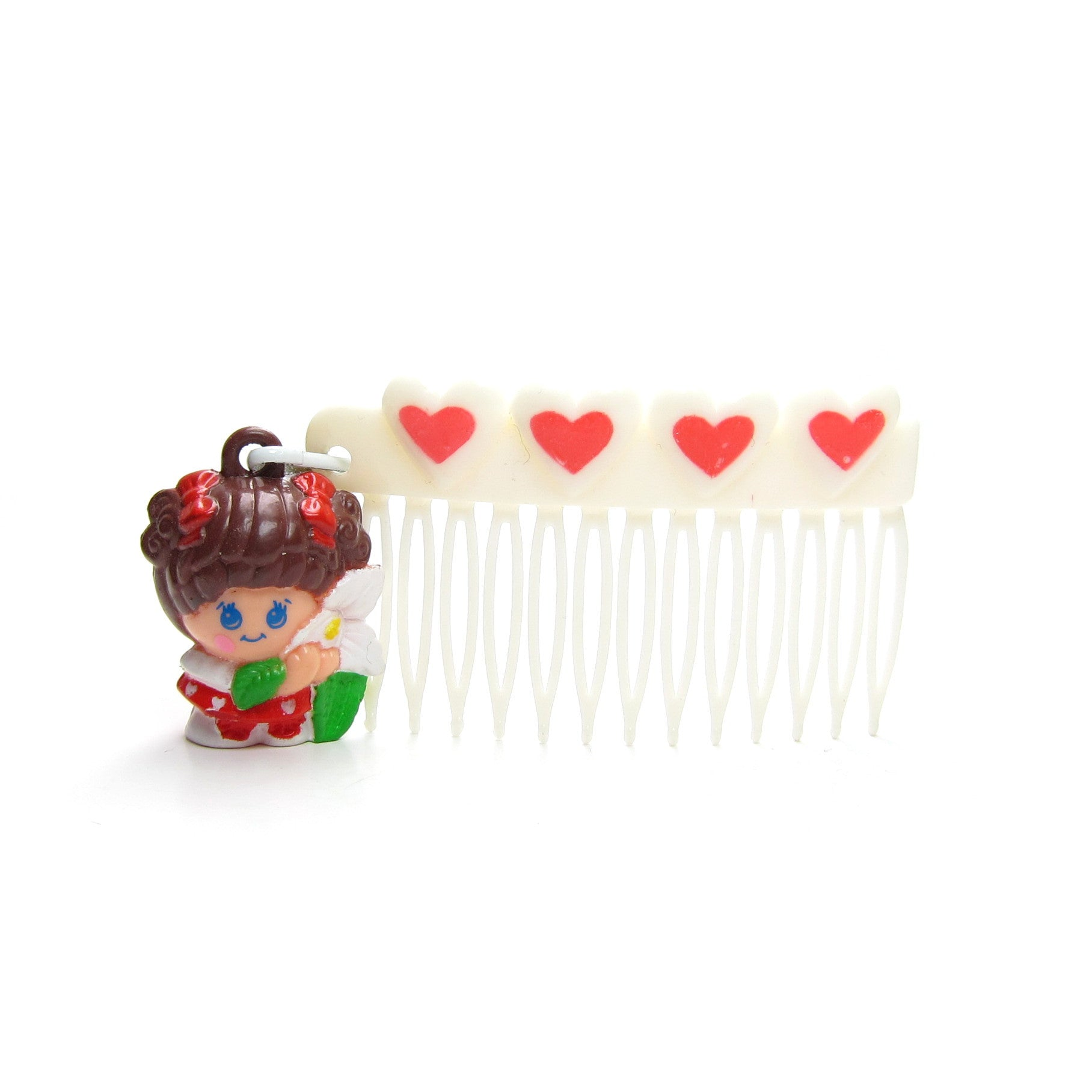 Sweet Beth Charmkins hair comb with charm