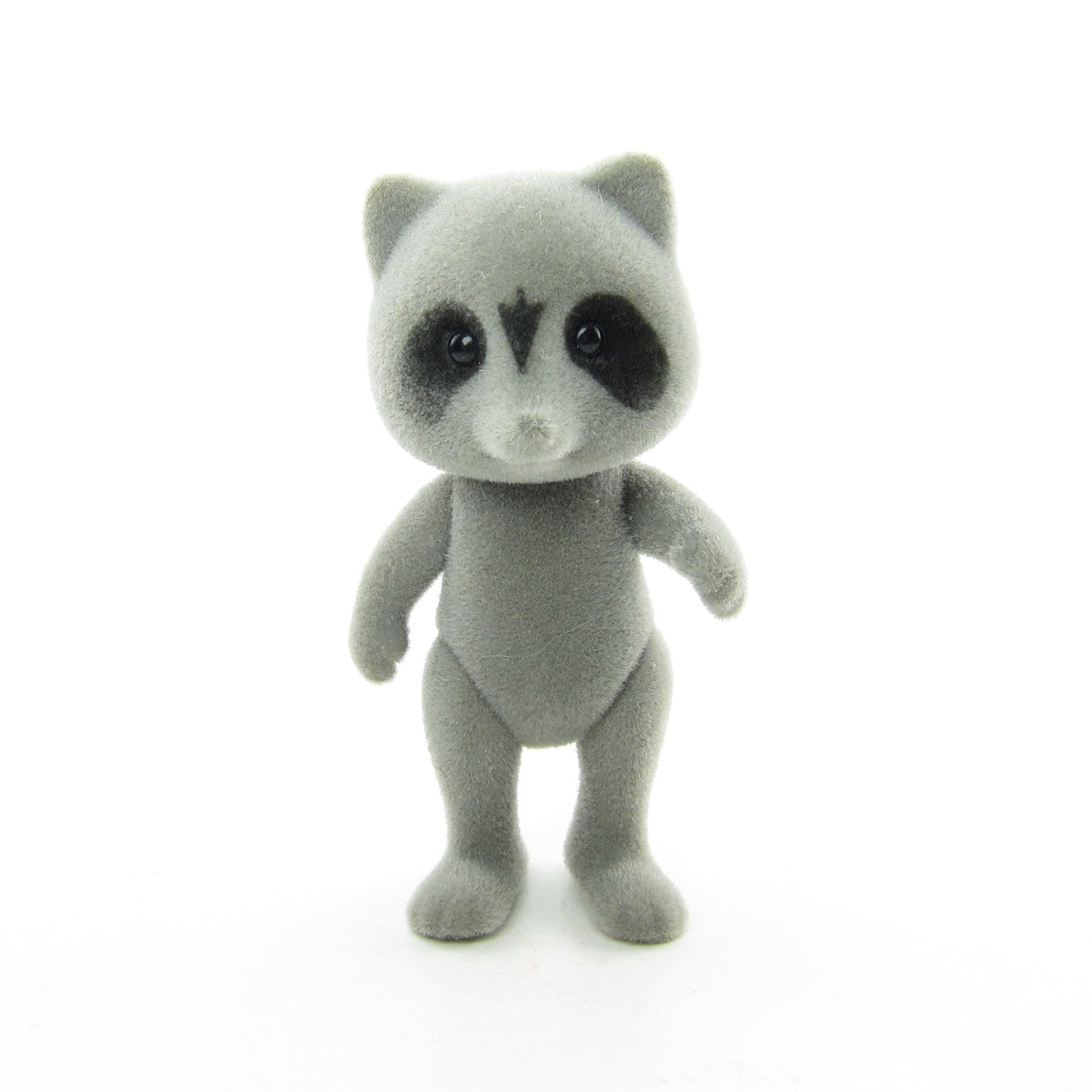 Chestnut Gray Raccoons Sylvanian Families brother or sister