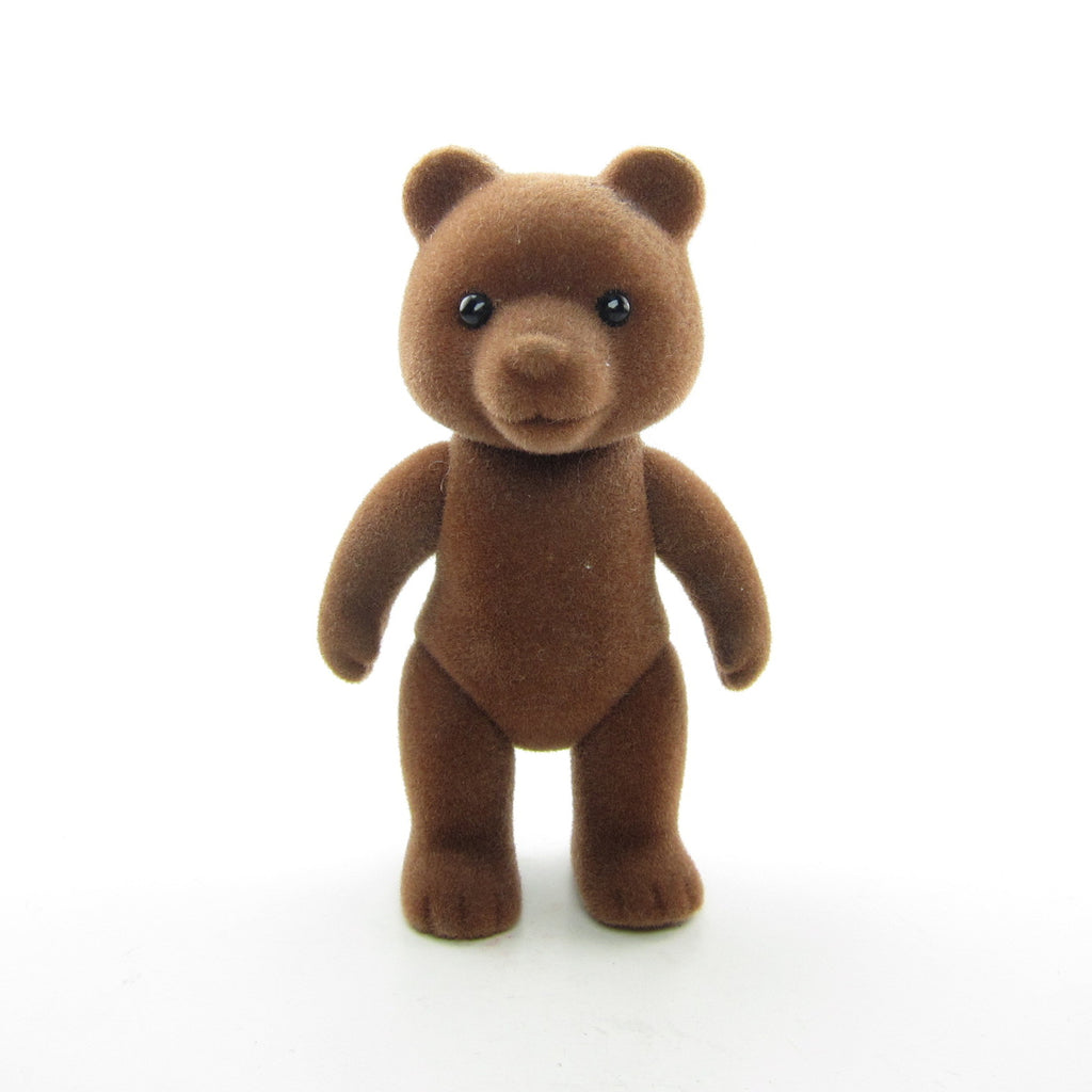 Adult Timbertop Brown Bear Vintage Sylvanian Families Toy