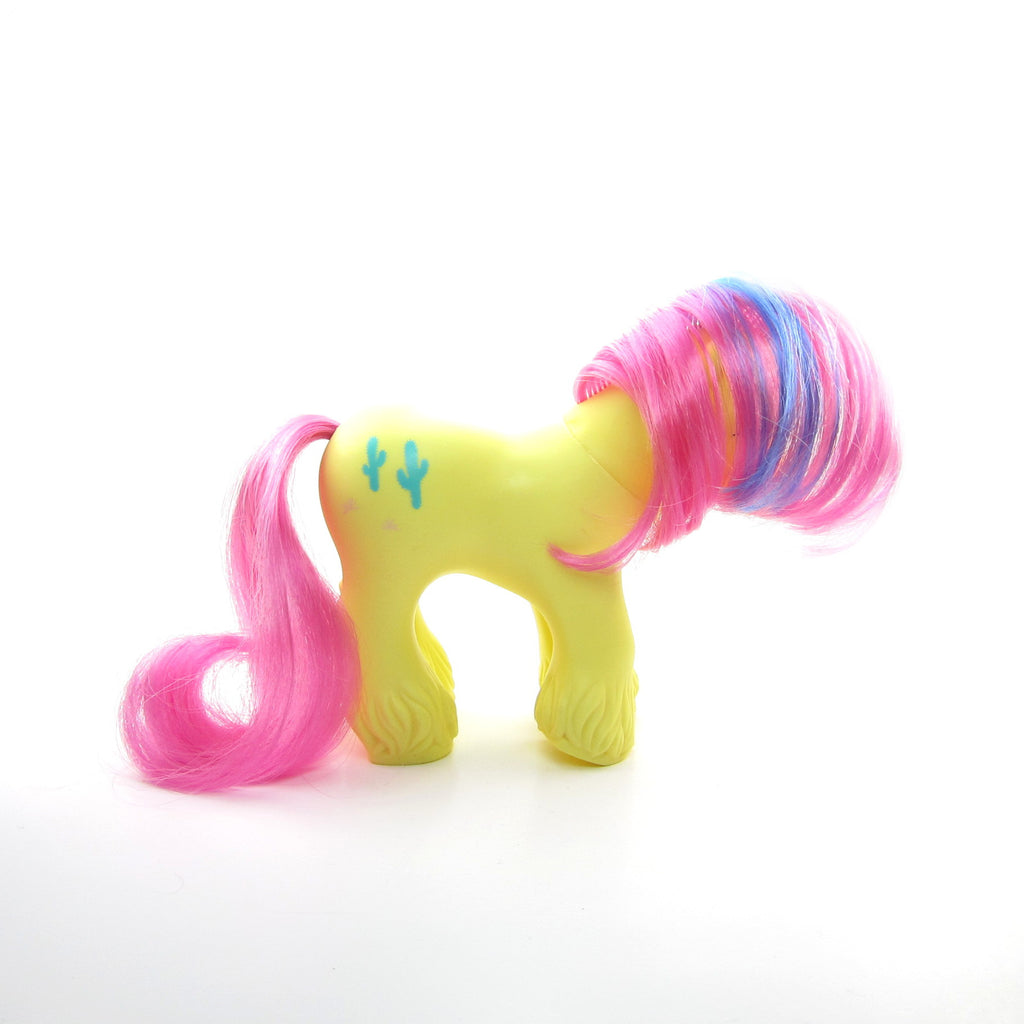 Tex Big Brother My Little Pony Vintage G1