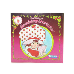 The World of Strawberry Shortcake vintage advertising pamphlet