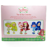 Then and Now Strawberry Shortcake classic reissue sets with modern doll