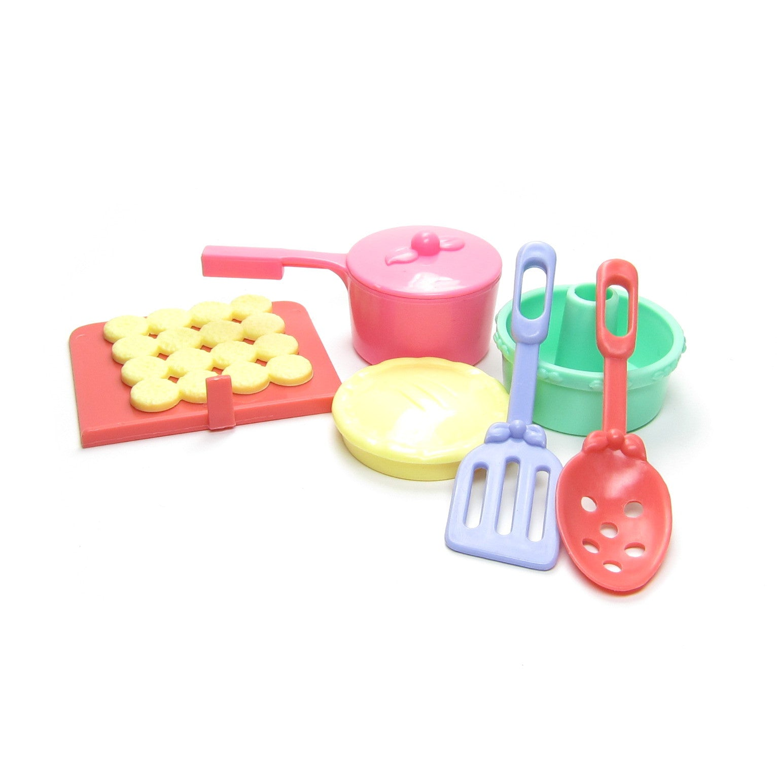 Time & Bake Stove Playset Vintage Cherry Merry Muffin Kitchen Toys ...