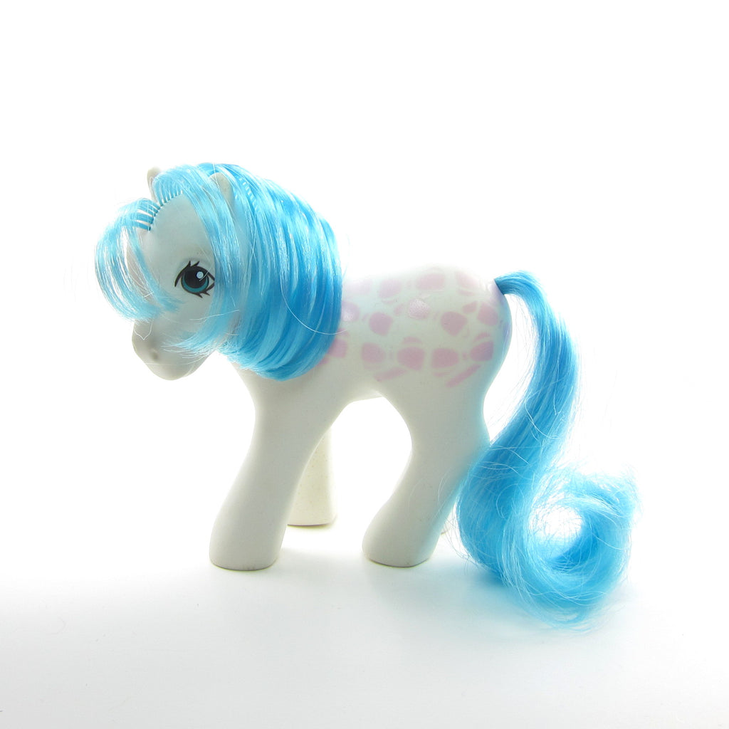 Fifi Twice As Fancy My Little Pony G1 from Perm Shoppe Playset