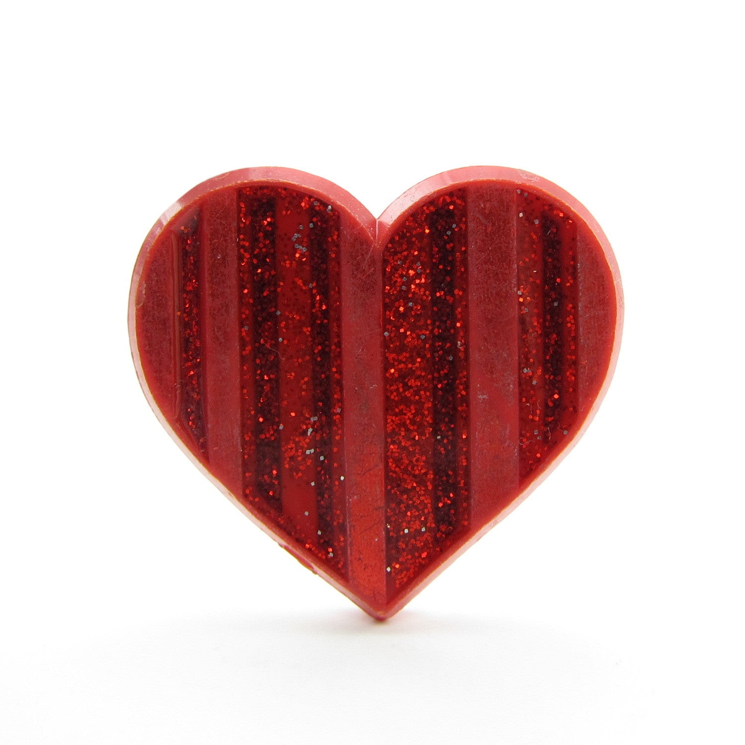 Hallmark Valentine's Day red heart pin