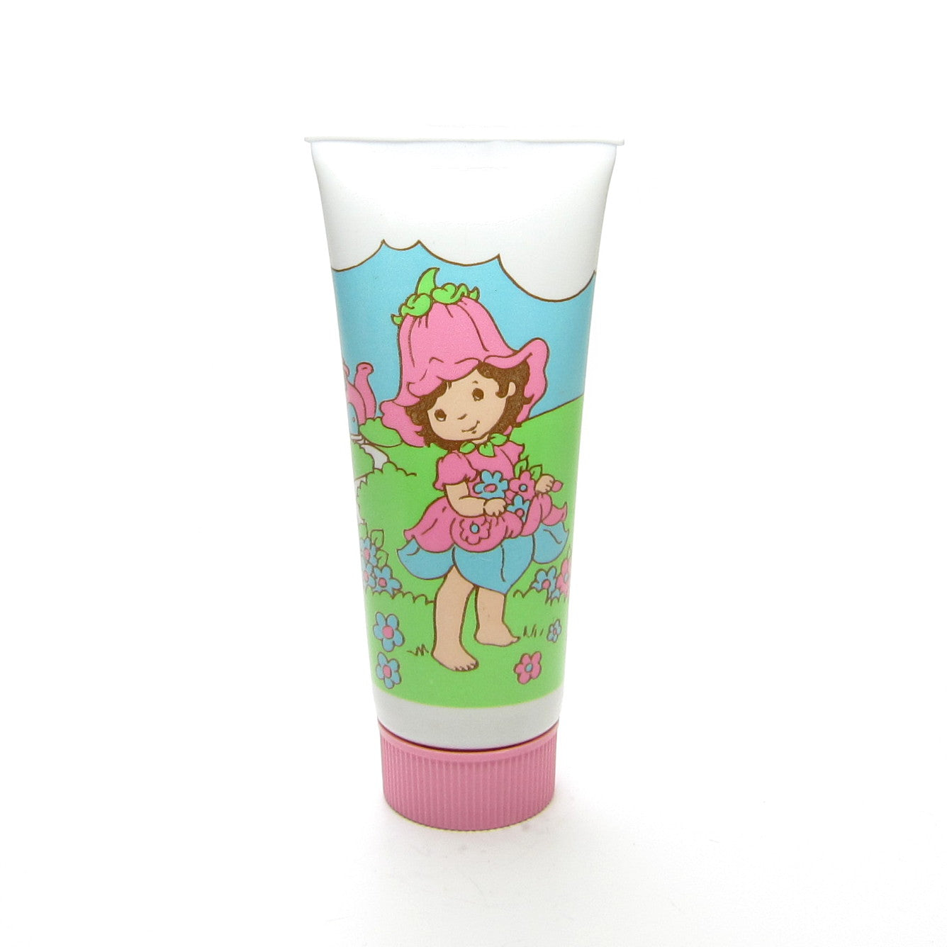 Avon Little Blossom Hand Cream strawberry scented lotion