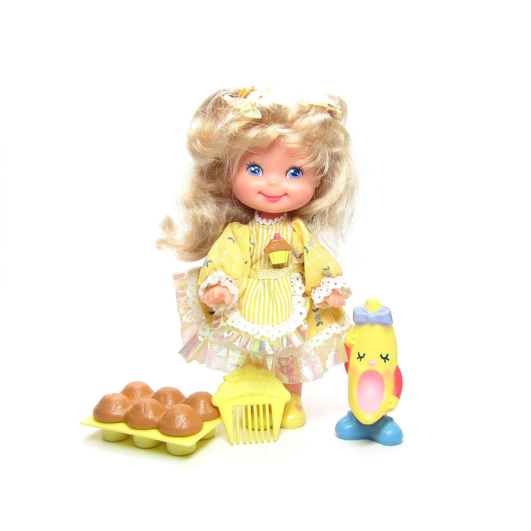 Banancy Cherry Merry Muffin doll with accessories