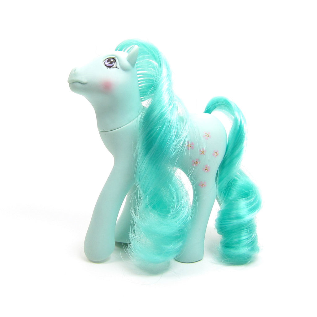 Peach Blossom Flutter Pony Vintage G1 My Little Pony