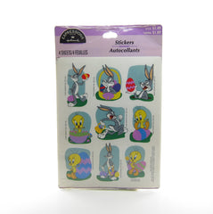 Hallmark Expressions Looney Tunes Easter stickers unopened package