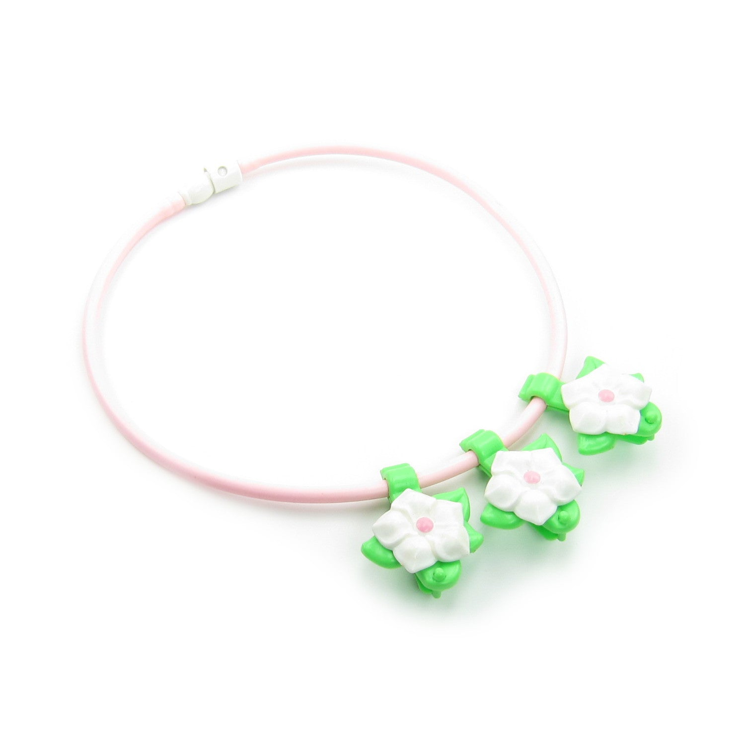Charmkins Flower Necklace for jewelry charms