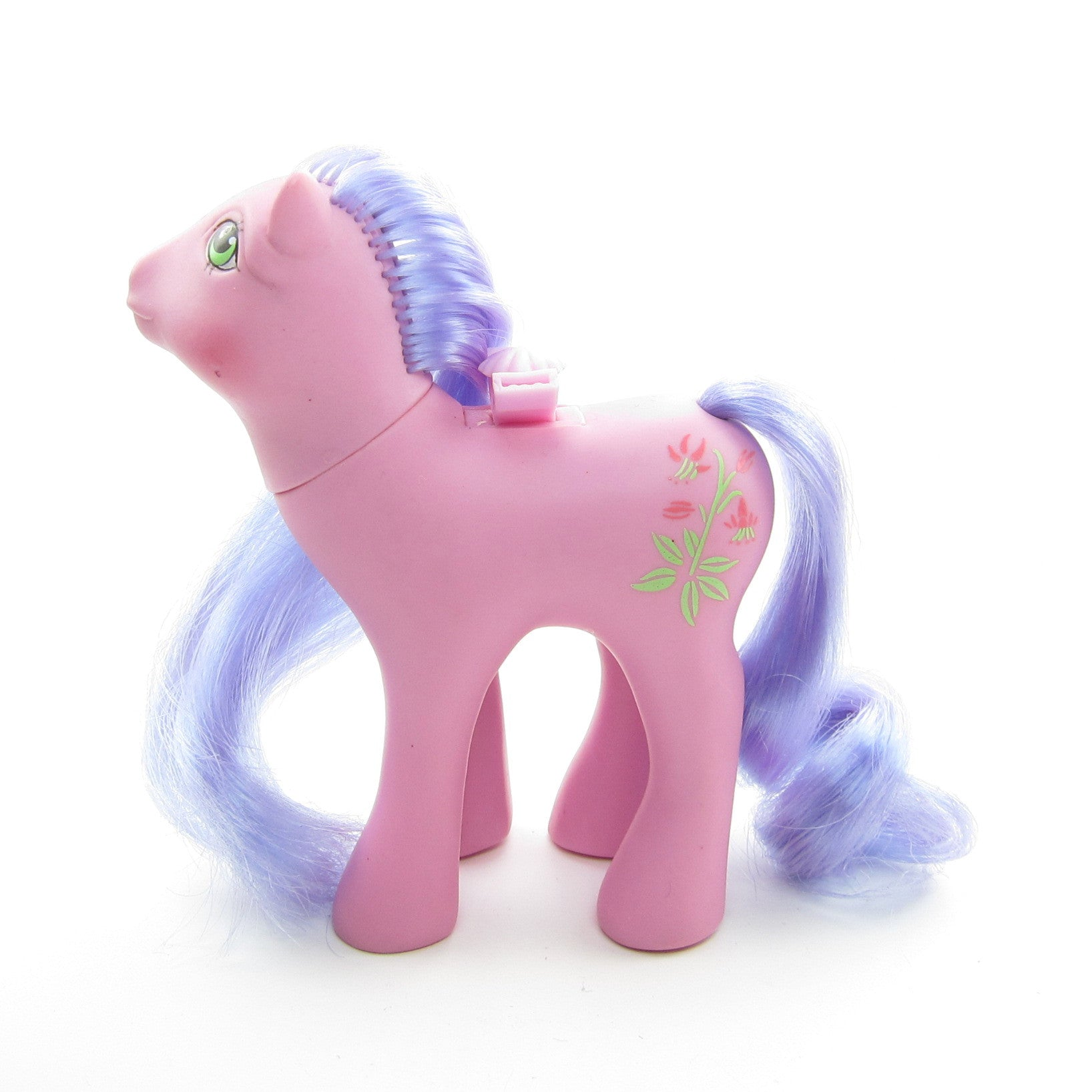 Lily flutter pony vintage g1 my little pony brown eyed rose lily flutter pony vintage g1 my little pony mightylinksfo