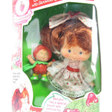 Strawberry Shortcake Berrykin doll with Strawberrykin