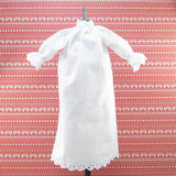 White gown or chemise for Blythe dolls