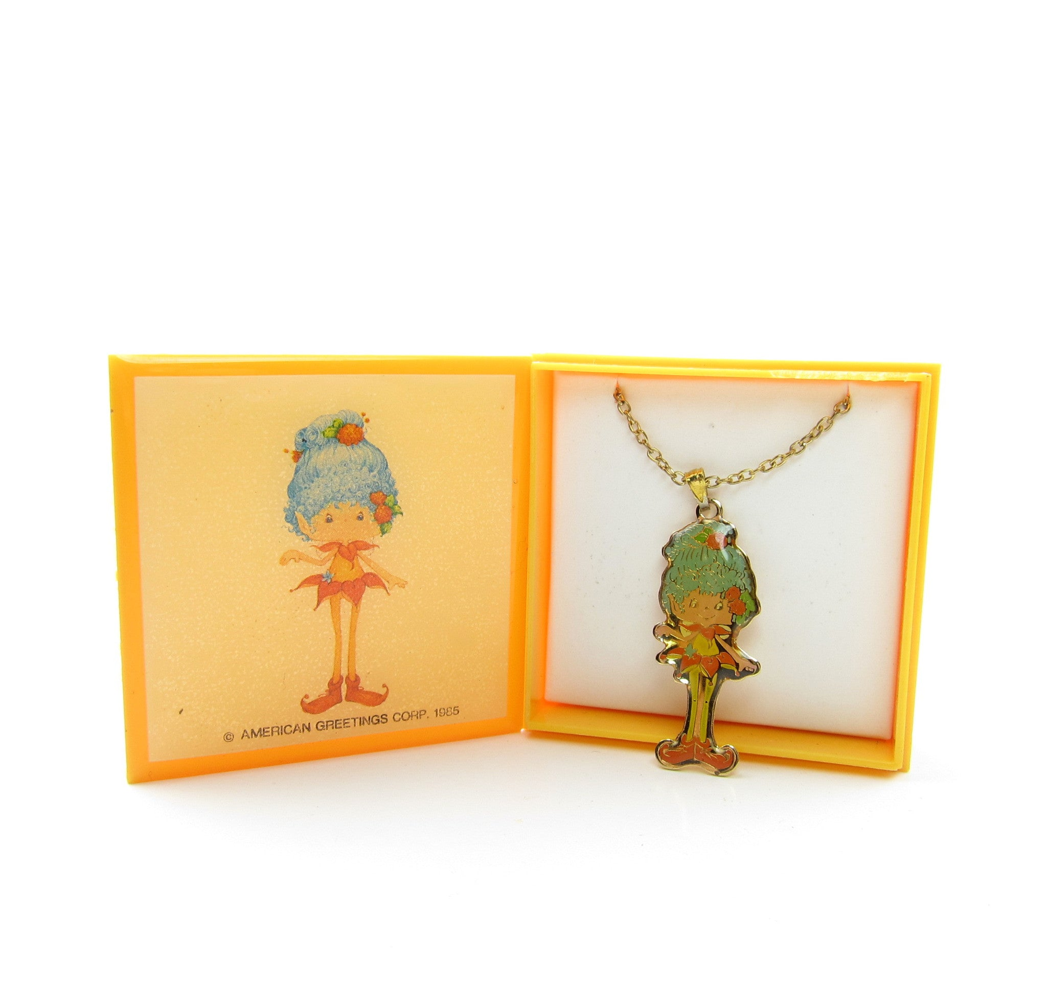 Willow Song Herself the Elf necklace in gift box