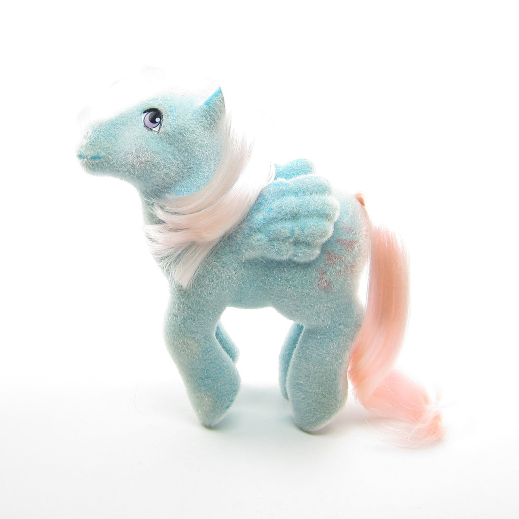 So Soft Wind Whistler My Little Pony Vintage G1