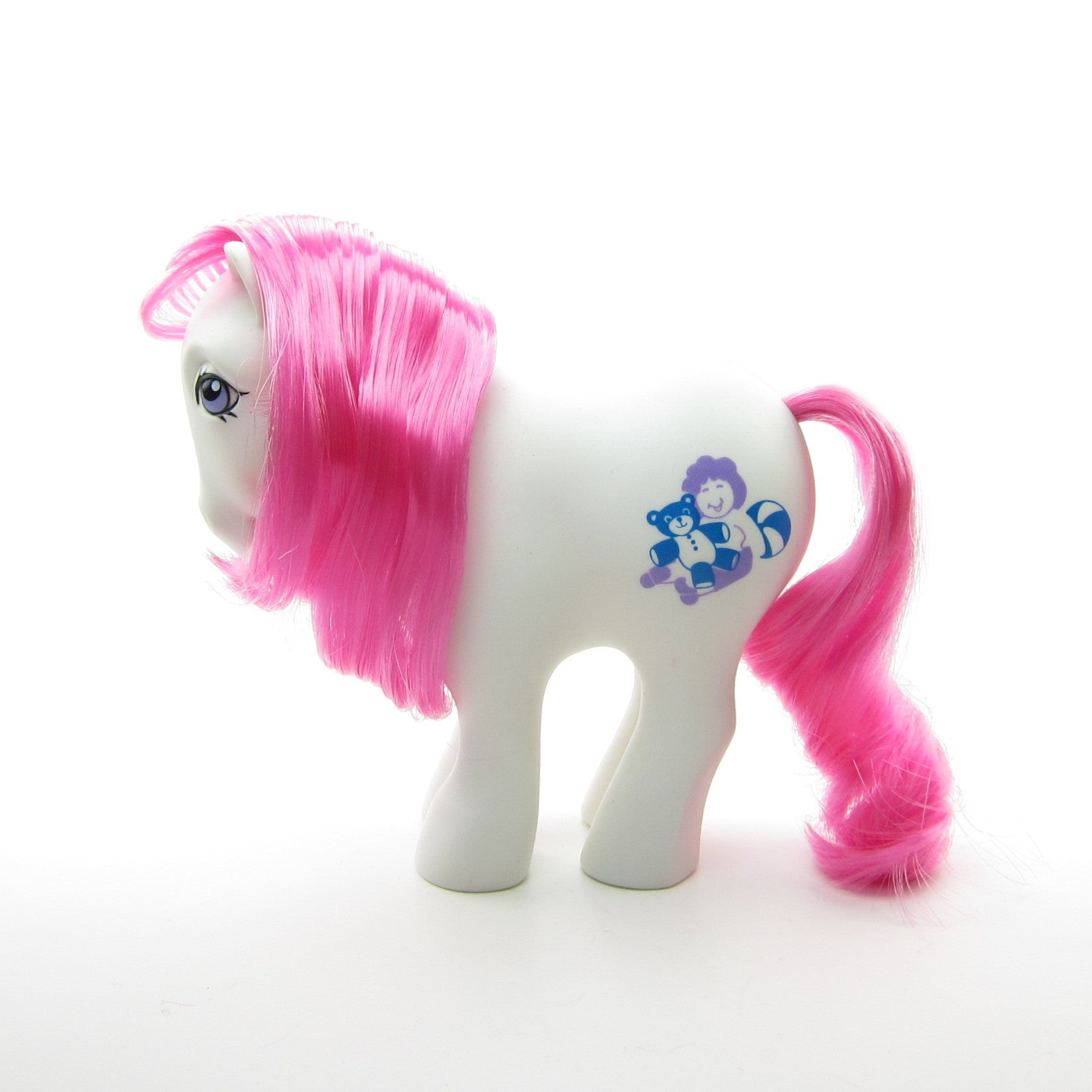 Lil Tot My Little Pony vintage G1 charity mail order offer