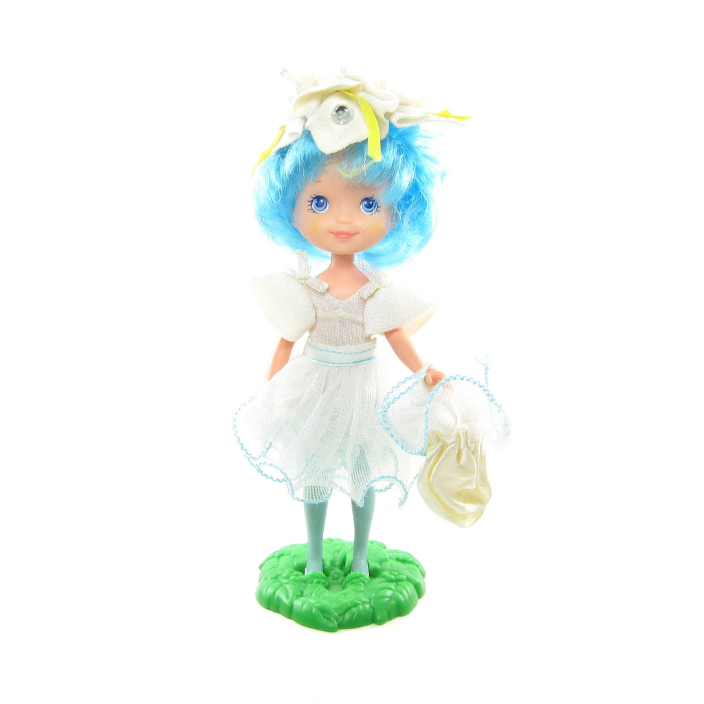 Lily Fair Rose Petal Place Doll with Hat, Purse and Doll Stand