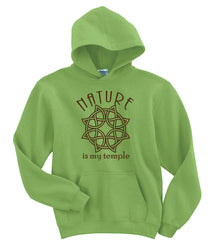 Nature is My Temple Hoodie
