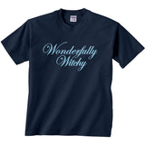 "Signature ""Wonderfully Witchy"" Ladies Tee"
