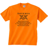 Goddess Artemis Hunter's Tee