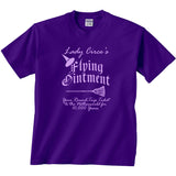 Lady Circe's Flying Ointment Ladies Tee