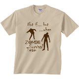 Zombie Survival Team Tee