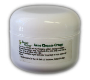 Beauty Forever Acne Cleanse Cream