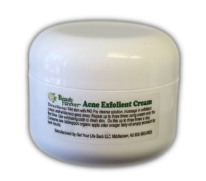 Beauty Forever Acne Exfolient Cream