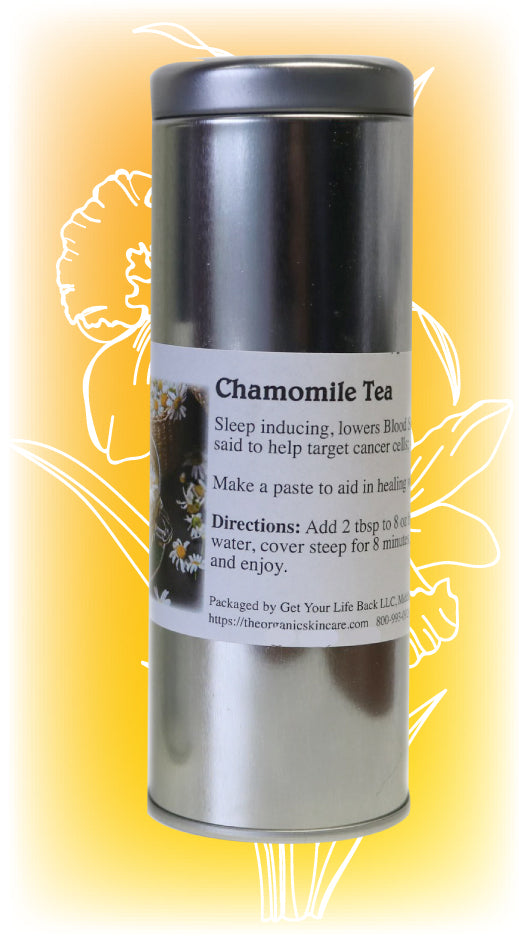 Chamomile Tea .7 oz