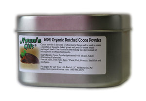Nature's Gift® Dutched Organic Cocoa Powder