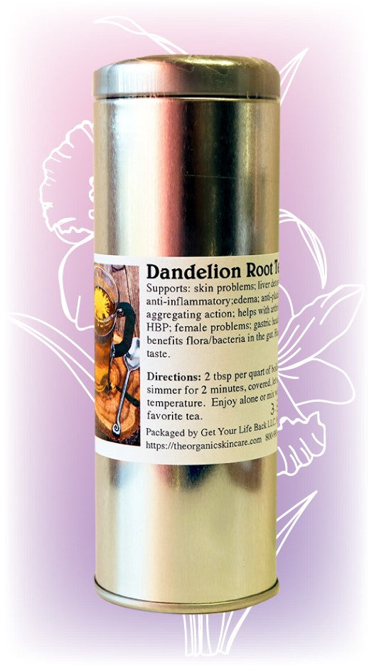 Dandelion Root Tea 3.5oz