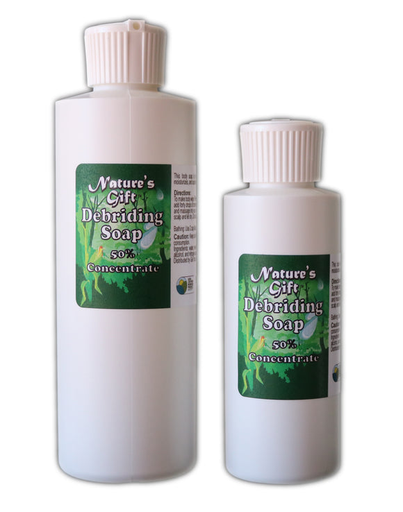 Nature's Gift Debriding Soap 50% Concentrate