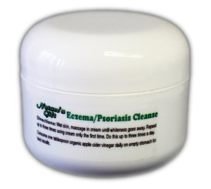 Nature's Gift Eczema/Psoriasis Cleanse Cream 1.5oz
