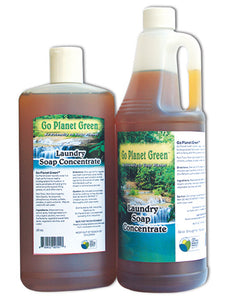 Go Planet Green - Laundry Soap