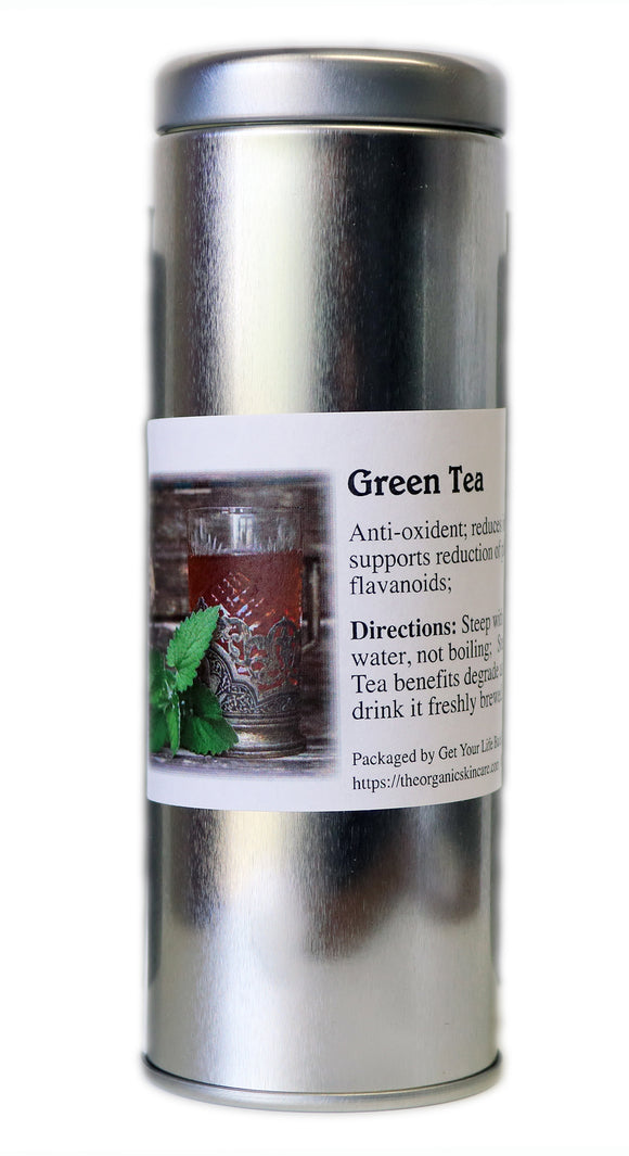 Green Tea 1oz