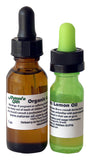 Nature's Gift Organic Lemon Oil