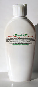 Nature's Gift Liquid Shower Soap 6 Oz