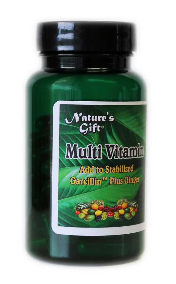 Nature's Gift Multivitamin