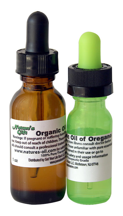 Nature's Gift Organic Oil of Oregano