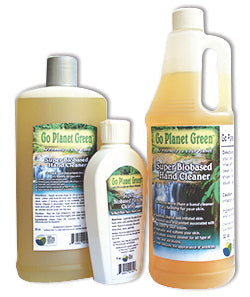 Go Planet Green - Super Biobased Hand Cleaner