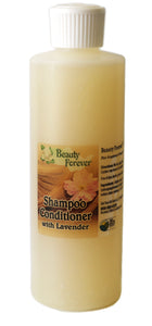 Beauty Forever Shampoo  9 oz with Extra Lavender
