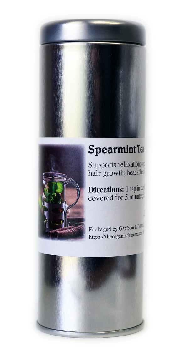 Spearmint Tea 1oz