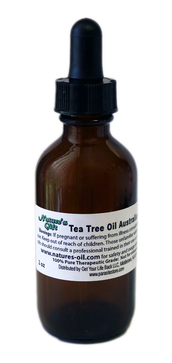 Nature's Gift Tea Tree Oil Austrailian