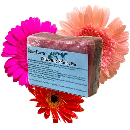 Beauty Forever Unisex Shaving/Bath Soap 5oz