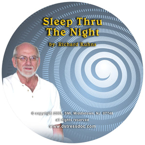 Sleep Through The Night CD