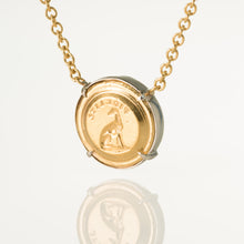 Load image into Gallery viewer, Fidelite with Greyhound-Necklace-Seal & Scribe