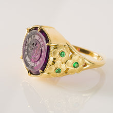 Load image into Gallery viewer, Forget Me Not-Ring-Seal & Scribe